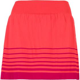 La Sportiva Xplosive - Pantalones cortos running Mujer - rojo/violeta